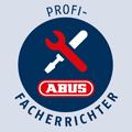 ABUS-Profi-Facherrichter-Siegel