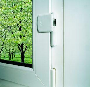 ABUS Fensterseitensicherungen - Nr. FAS101