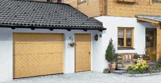 Hörmann Garagen-Nebentüren - Nr. SHW003