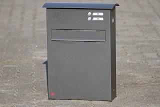 Zaunbriefkasten CONVEX®-Design Format Jumbo - Nr. RE003
