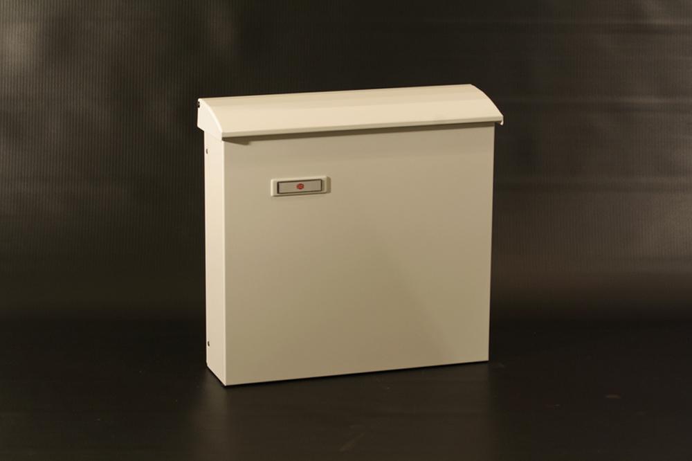amsico briefkasten renz type ab zaunbriefkasten convex einwurfdeckel hoppegartener. Black Bedroom Furniture Sets. Home Design Ideas
