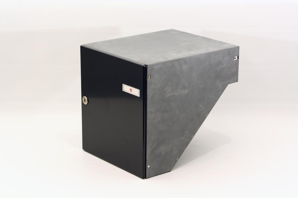 amsico briefkasten mauer durchwurfk sten type ab. Black Bedroom Furniture Sets. Home Design Ideas