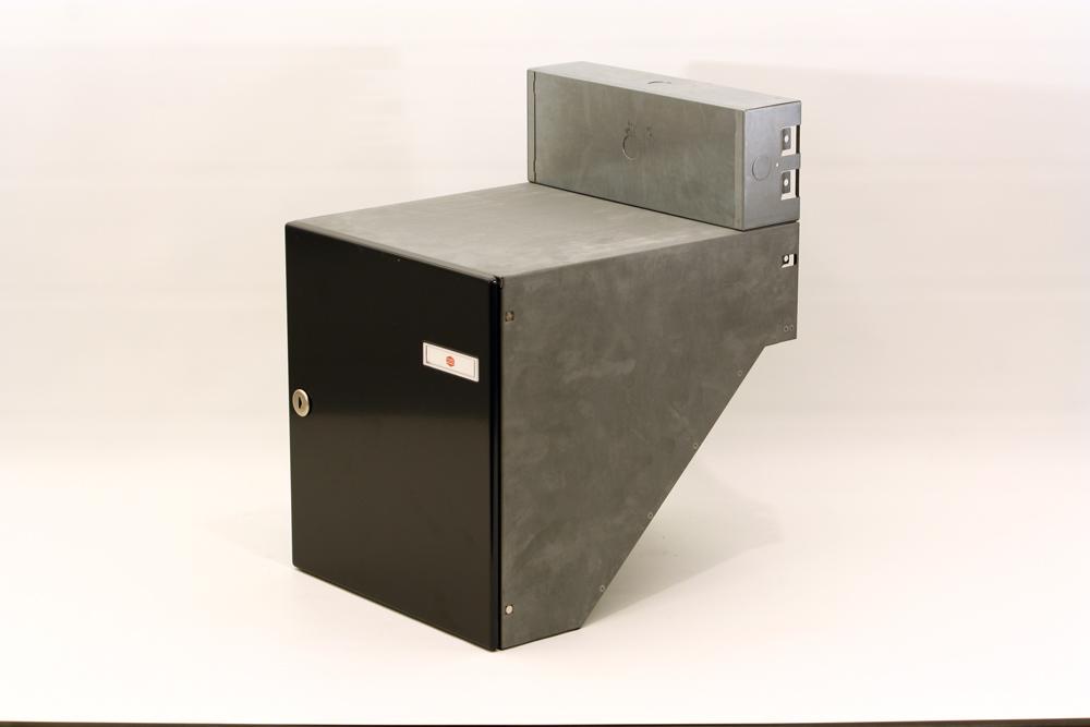 amsico briefkasten mauer durchwurfk sten type ab mauerdurchwurf universal 260. Black Bedroom Furniture Sets. Home Design Ideas