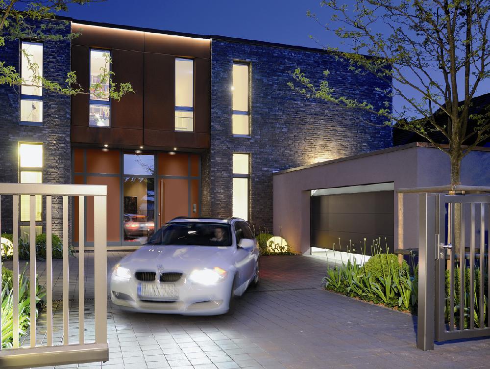 amsico torantriebe drehtorantriebe type ab marantec comfort 515 hoppegartener strasse. Black Bedroom Furniture Sets. Home Design Ideas
